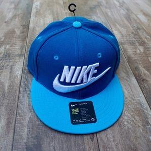 Nike True Youth Blue Adjustable Hat/Cap